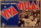 Viva Villa! - Italian Movie Poster (xs thumbnail)