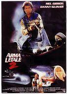 Lethal Weapon 2 - Italian Movie Poster (xs thumbnail)