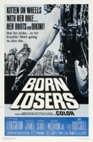 The Born Losers - Movie Poster (xs thumbnail)