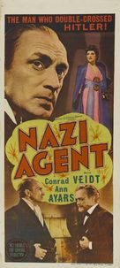Nazi Agent - Australian Movie Poster (xs thumbnail)