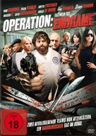 Operation Endgame - German DVD cover (xs thumbnail)