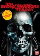 1990: I guerrieri del Bronx - British DVD movie cover (xs thumbnail)