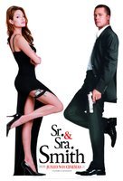 Mr. & Mrs. Smith - Brazilian Advance movie poster (xs thumbnail)