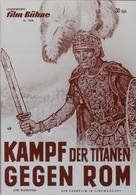 Dacii - German Movie Poster (xs thumbnail)