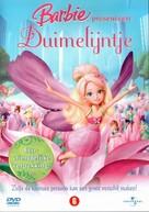 Barbie Presents: Thumbelina - Dutch Movie Cover (xs thumbnail)