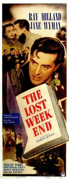 The Lost Weekend - Movie Poster (xs thumbnail)