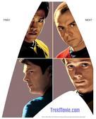 Star Trek - Movie Poster (xs thumbnail)