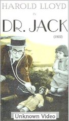 Doctor Jack - VHS cover (xs thumbnail)