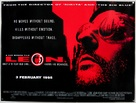 Léon - British Movie Poster (xs thumbnail)