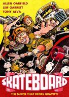 Skateboard - Movie Cover (xs thumbnail)