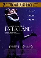 La La Land - Chilean Movie Poster (xs thumbnail)