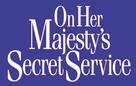 On Her Majesty's Secret Service - Logo (xs thumbnail)