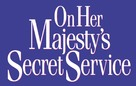 On Her Majesty's Secret Service - Logo (xs thumbnail)