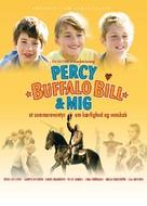 Percy, Buffalo Bill och jag - Danish Movie Poster (xs thumbnail)
