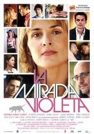 Mirada violeta, La - Spanish Movie Poster (xs thumbnail)