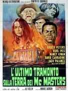 The McMasters - Italian Movie Poster (xs thumbnail)