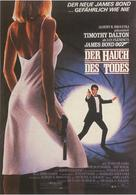 The Living Daylights - German Movie Poster (xs thumbnail)