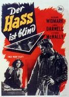 No Way Out - German Movie Poster (xs thumbnail)