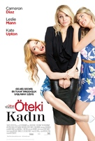 The Other Woman - Turkish Movie Poster (xs thumbnail)