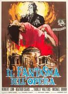 The Phantom of the Opera - Italian Movie Poster (xs thumbnail)