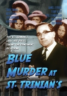 Blue Murder at St. Trinian's - DVD cover (xs thumbnail)