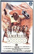 America 3000 - Finnish VHS movie cover (xs thumbnail)
