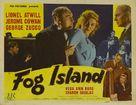 Fog Island - Movie Poster (xs thumbnail)