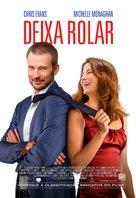 Playing It Cool - Brazilian Movie Poster (xs thumbnail)