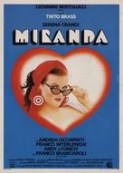 Miranda - Italian Movie Poster (xs thumbnail)