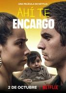 Ahí te Encargo - Mexican Movie Poster (xs thumbnail)