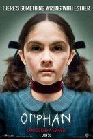 Orphan - Movie Poster (xs thumbnail)