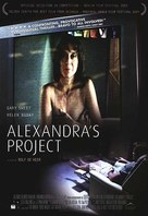 Alexandra's Project - Movie Poster (xs thumbnail)