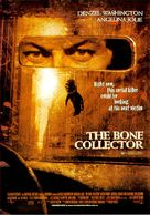 The Bone Collector - Australian Movie Poster (xs thumbnail)