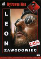 Léon - Polish DVD movie cover (xs thumbnail)