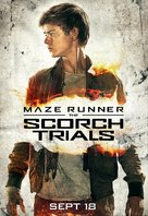 Maze Runner: The Scorch Trials - Character movie poster (xs thumbnail)