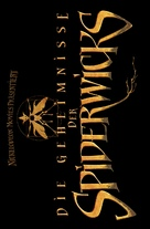 The Spiderwick Chronicles - German Logo (xs thumbnail)
