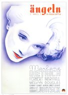 Angel - Swedish Movie Poster (xs thumbnail)