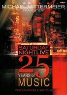 """Saturday Night Live"" - German DVD cover (xs thumbnail)"