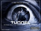 """""""The Tunnel"""" - French Movie Poster (xs thumbnail)"""