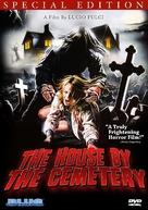 Quella villa accanto al cimitero - DVD cover (xs thumbnail)