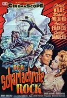 The Scarlet Coat - German Movie Poster (xs thumbnail)