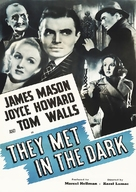 They Met in the Dark - Movie Poster (xs thumbnail)