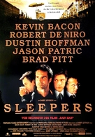 Sleepers - German Movie Poster (xs thumbnail)