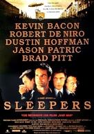 Sleepers - German Movie Poster (xs thumbnail)