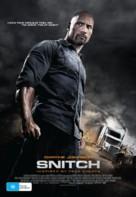 Snitch - Australian Movie Poster (xs thumbnail)