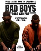 Bad Boys for Life - Brazilian Movie Poster (xs thumbnail)