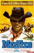 Mestizo - Spanish Movie Poster (xs thumbnail)