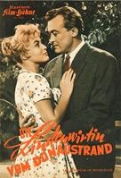 Die Lindenwirtin vom Donaustrand - German poster (xs thumbnail)