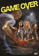 Game Over - French DVD cover (xs thumbnail)