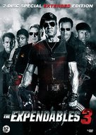 The Expendables 3 - Dutch DVD cover (xs thumbnail)